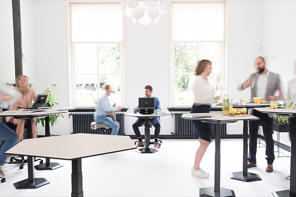 Stimulate your employees' brains with an enriched working environment